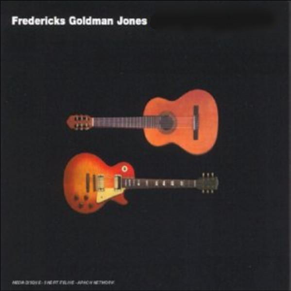 Comment cet album se nomme-t-il (Fredericks/Goldman/Jones) ?