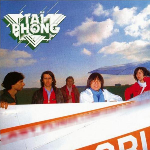 Quand Taï Phong a-t-il sorti cet album ?
