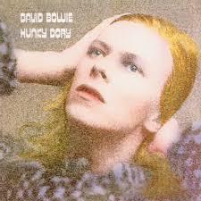 ''Hunky Dory'' de David Bowie, 1971