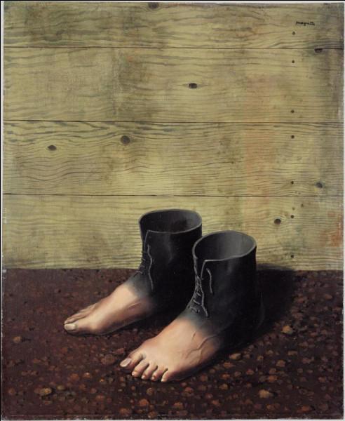 Question bien difficile : quel est le titre de ce tableau de René Magritte ?