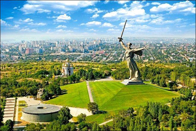 Quelle est cette ville russe, ancienne Stalingrad de l'époque soviétique ?