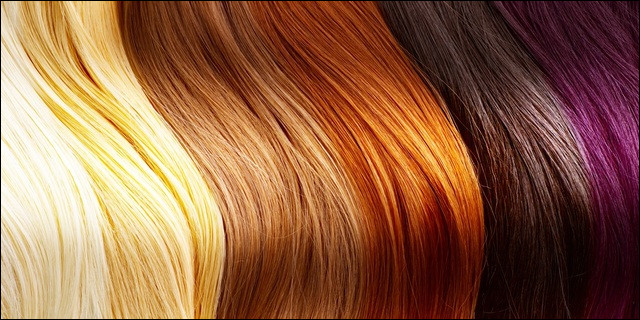 Quel est ta couleur de cheveux ?
