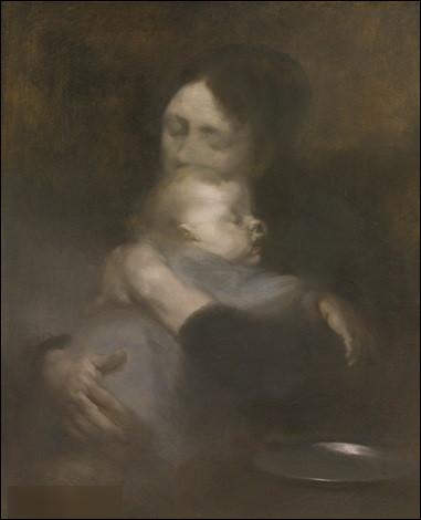 """Quel peintre est l'auteur du tableau """"Maternité, tendresse"""" ?"""