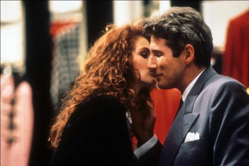De quelle comédie romantique est issue cette photo de Julia Roberts et Richard Gere ?