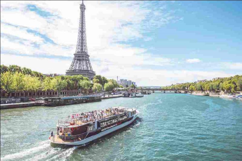 Où la Seine se jette-t-elle ?
