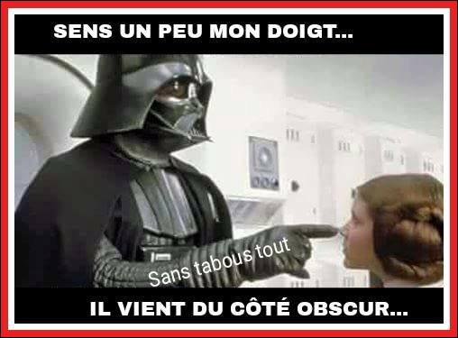 Luke, je suis ton père !