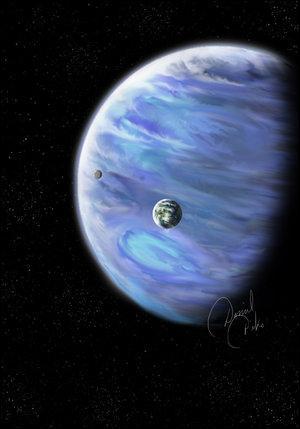 Comment ce nomme cette planette ?