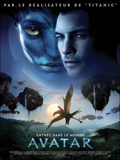 Avatar est sorti en quelle année ?