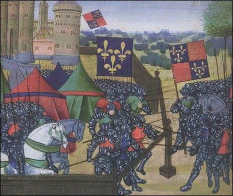 C'est l'un des derniers affrontements de la guerre de Cent Ans, le 17 juillet 1453, entre les armées d'Henri VI et de Charles VII. La bataille se conclut par la victoire décisive des Français. C'est ...
