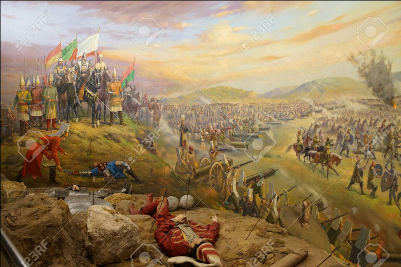 Le 29 août 1526, s'affrontent les forces de l'Empire ottoman, menées par Soliman le Magnifique, et celles du royaume de Hongrie, commandées par le roi Louis II. Les Turcs victorieux s'emparent ensuite de Pest et de la plaine danubienne jusqu'aux murs de Vienne. C'est la bataille de ...