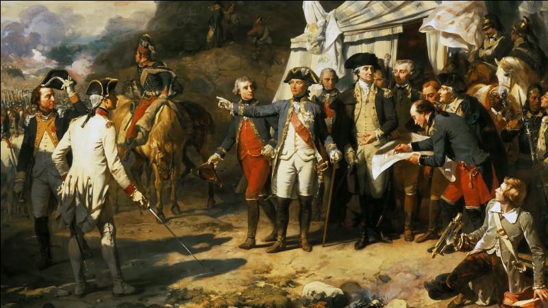 C'est la bataille décisive de la guerre d'indépendance américaine : le 19 octobre 1781, Lord Cornwallis, commandant les troupes britanniques, se rend. La bataille signe la défaite certaine de la Grande-Bretagne. C'est ...
