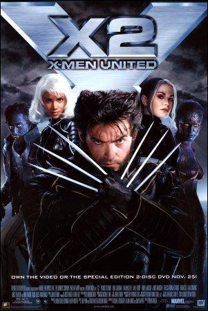 Le deuxième X-Men est sorti en quelle année ?