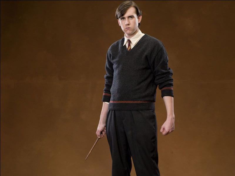 Comment s'appelle l'oncle de Neville ?