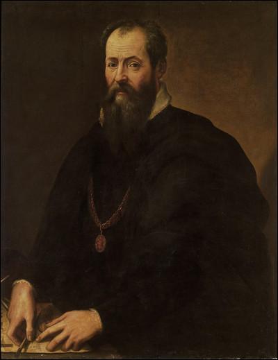 """Qui a écrit """"La vie des meilleurs peintres, sculpteurs et architectes"""" en 1550 ?"""