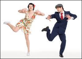 Quelle est cette danse qui porte le nom d'une ville des États-Unis, en Caroline du Sud. ?