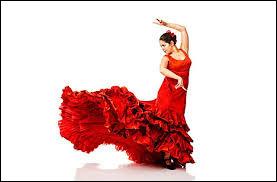 Le flamenco est une danse :