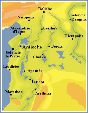 Qui annexe la Syrie en 63 av. J.-C. ?
