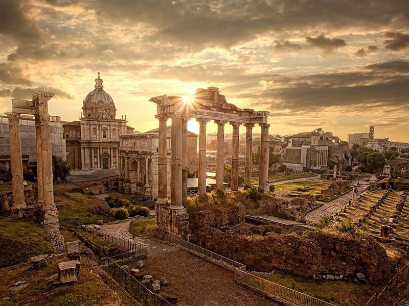 Rome et la Méditerranée