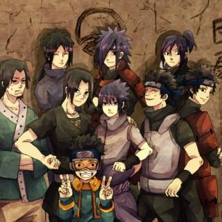 Le clan Uchiwa