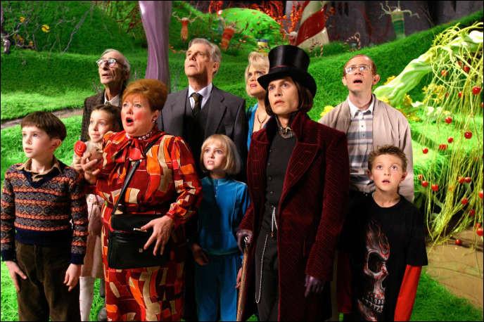 """Par qui est dirigée la chocolaterie dans le film """"Charlie et la Chocolaterie"""" ?"""
