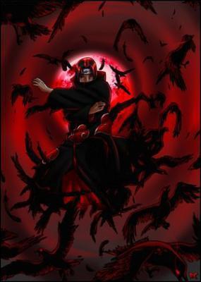 Il est le grand frère de Sasuke, il fait partie de l'Akatsuki :