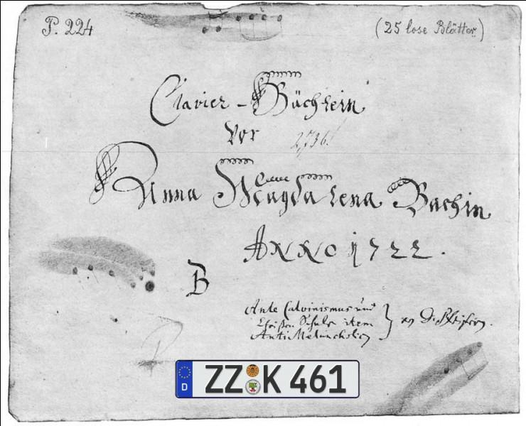 """La petite cité de Zeitz, dénommée """"Cici"""" au synode de Ravenne de 967, est célèbre pour au moins une chose : laquelle ?"""