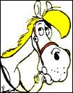 Comment s'appelle le cheval de Lucky Luke ?