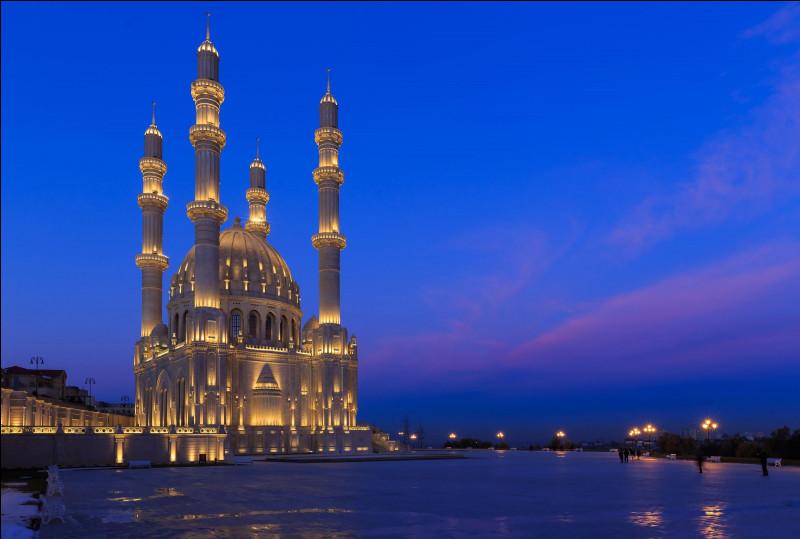 Culture – Comment s'appelle cette mosquée ?