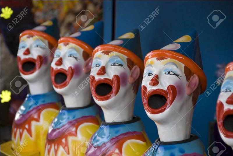 Série télé : Un homme rêve de devenir clown, il tente sa chance à Paris, c'est un échec !