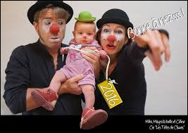 """Célèbre clown russe, surnommé """"Le clown du soleil"""", il est décédé en 2016 !"""