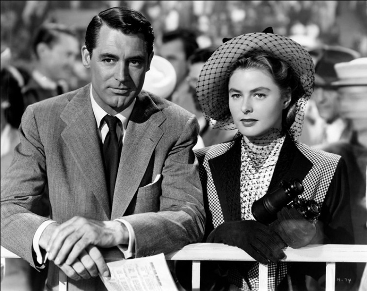 """Quel cinéaste a réalisé le film """"Les Enchaînés"""" (1946) avec Cary Grant et Ingrid Bergman ?"""