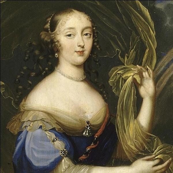 De quel roi de France Madame de Montespan fut-elle la maîtresse ?