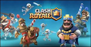 Quelle entreprise développe Clash Royale ?