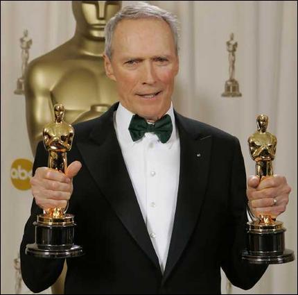 Lequel de ces prix n'a jamais été remporté par Clint Eastwood ?