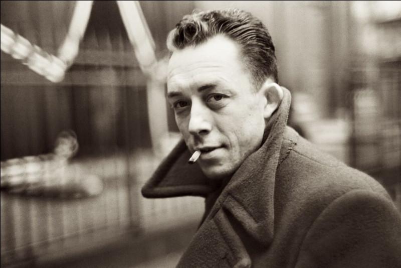 Albert Camus est un célèbre écrivain du XXème siècle. Mais comment est-il mort ?