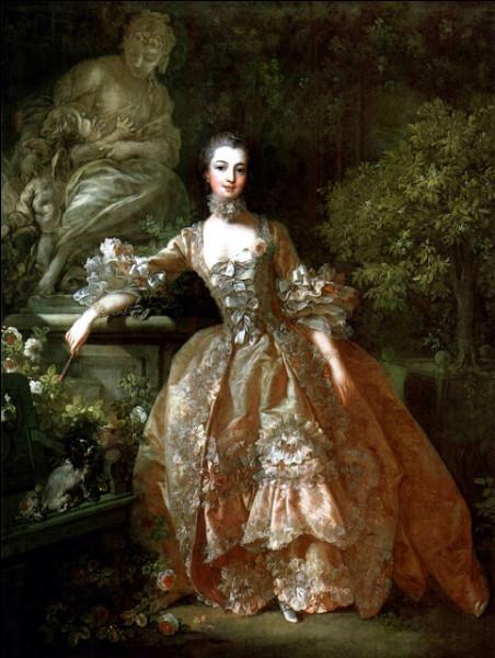 """Qui a peint """"Madame de Pompadour"""" ?"""
