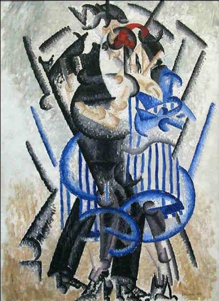 """Qui a peint """"La danse de l'ours au Moulin Rouge"""" ?"""