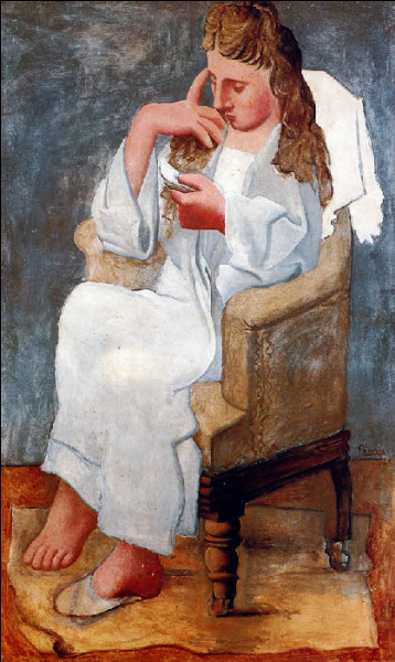 """Qui a peint """"La Liseuse"""" ?"""