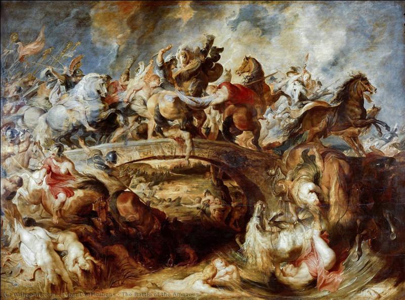 Quel artiste ne fait pas partie du mouvement Rococo ?