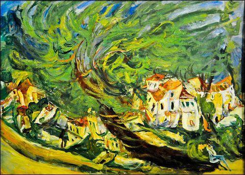 Quel nom portait l'atelier parisien fréquenté par de nombreux artistes comme Chagall ou Soutine ?
