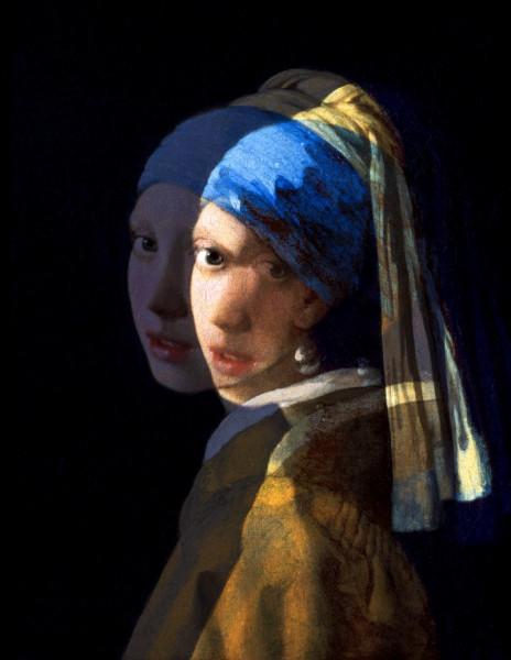 En moyenne, combien de toiles Vermeer peignait-il annuellement ?
