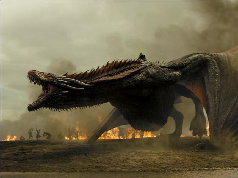 Ce dragon est...