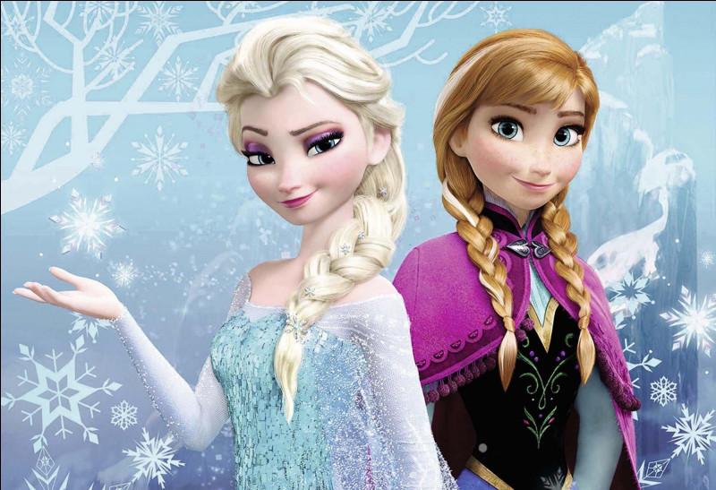 Qui est sacrée reine du royaume dans ''La Reine des neiges'' ? (Clip)