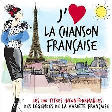 Chansons françaises (1)