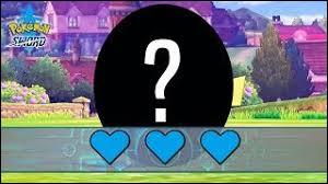 Quel est son Pokémon préféré de la troisième génération ?