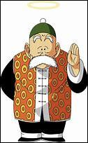 Comment s'appelle le grand-père adoptif de Son Goku ?