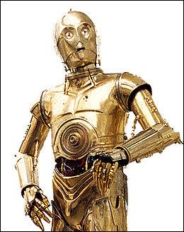 Quel est le nom de ce droïde ?