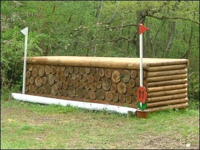 Comment se nomme cet obstacle de cross ?
