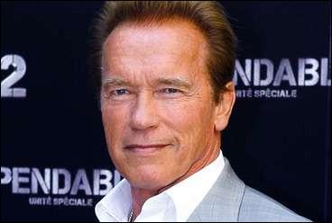 Son nom est Schwarzenegger, quel est son prénom ?
