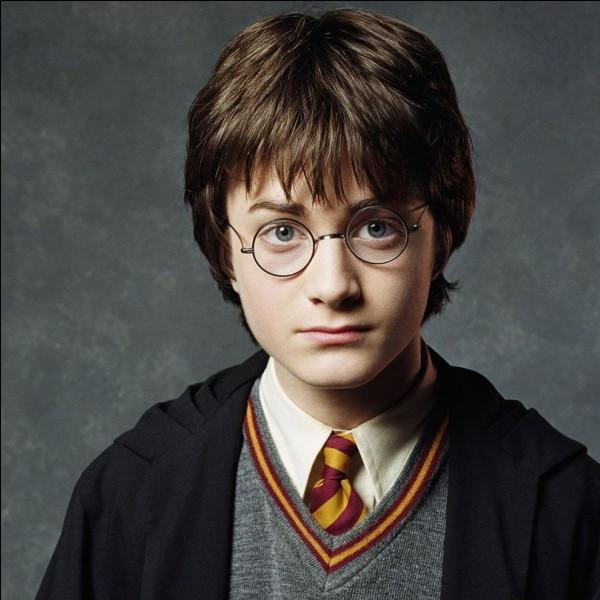 Comment s'appelle Harry Potter ?